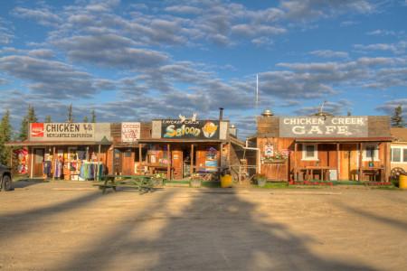 Chicken Creek Cafe
