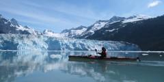 Meares Glacier Campsite