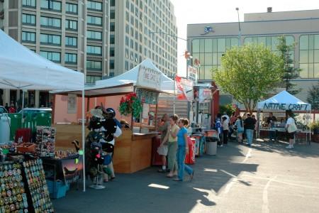 Northway Mall Wednesday Market