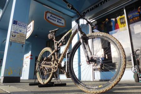 Downtown Bicycle Rental