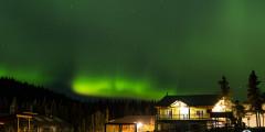 Traverse Alaska Winter Adventures