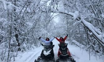 Snowmobiling alaska snowmobile oxrmz2