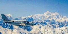 Denali Summit Flight