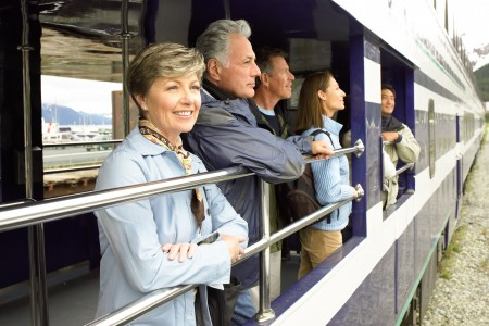Princess Rail Tours (Anchorage - Talkeetna - Denali - Fairbanks)