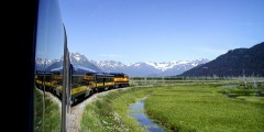 Coastal Classic Train (Anchorage to Seward)