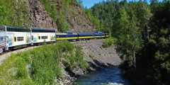 Wilderness Express (Anchorage - Talkeetna - Denali - Fairbanks)