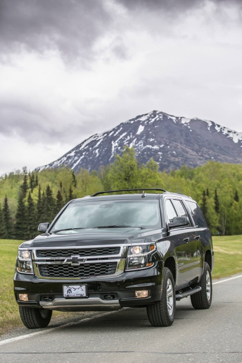 Cruise the gravel roads, through timber, tundra & quaint towns