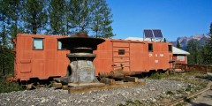 McCarthy Railroad Turntable