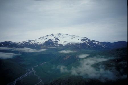 Makushin Volcano