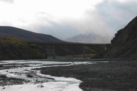 East Fork Bridge: Mile 43.35 Denali Park Rd