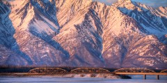 Knik River Bridge