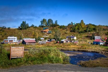 Old Ninilchik Village