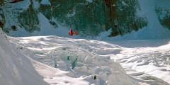 Ruth Amphitheatre & Glacier Landing