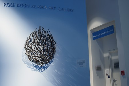 9. Rose Berry Alaska Art Gallery