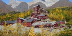 Kennicott Mine & Ghost Town Walking Tour