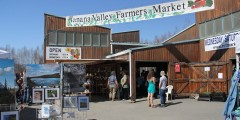 Fairbanks Area Farmers Markets