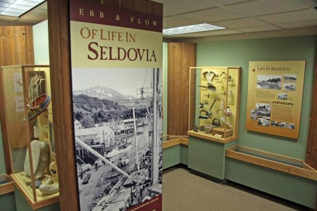 Seldovia Museum & Visitor's Center