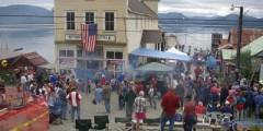 4th of July in Tenakee Springs