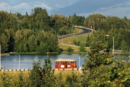 Anchorage Trolley Tours