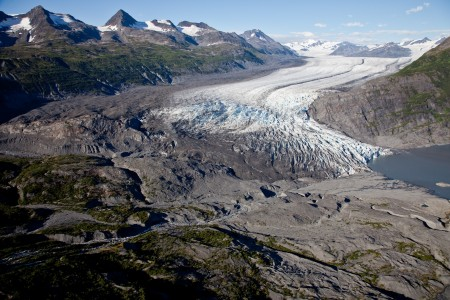 Shoup Glacier Flyover