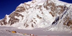 Denali (Mt. McKinley) Base Camp