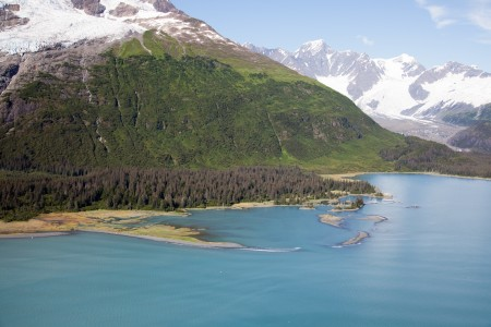 Serpentine Glacier