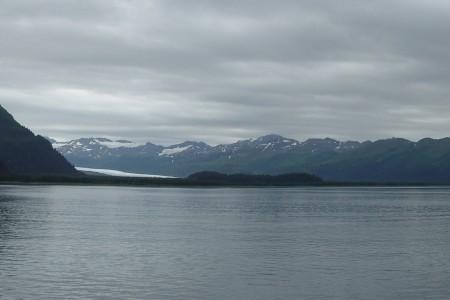 Yalik Glacier