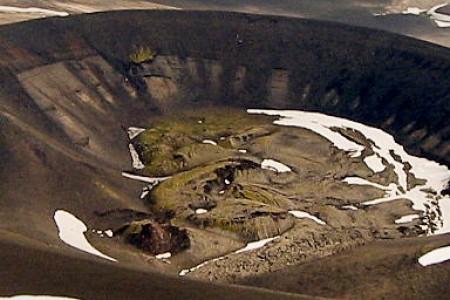 Mount Aniakchak Crater