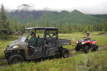 Glacier View ATV Tours