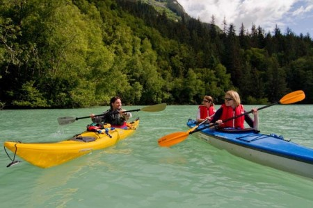 Rainbow Glacier Adventures Rafting & Kayaking