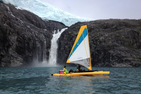 Alaska Wild Guides Sailing Kayak Excursions