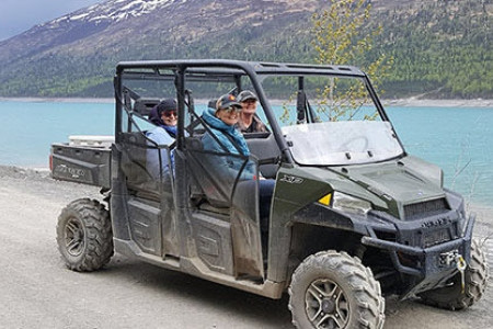 Riding Alaska ATV Tours