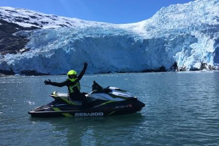 Glacier Jet Ski Adventures