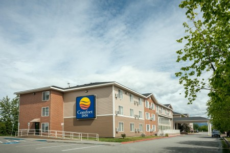 Comfort Inn Downtown – Ship Creek