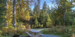 Ptarmigan Creek FS Campground