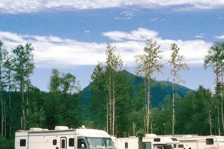 Skagway Mountain View RV Park