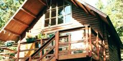 Alyeska Hideaway Log Cabins