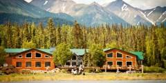 Alaska's Stonewood Lodge