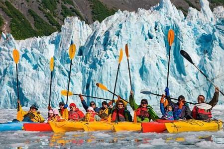 Discovery Voyages Hike & Kayak Voyage