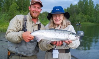 Overnight wine dine fishing package from anchorage 100 4133