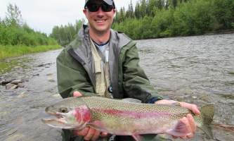 Pike trout day float adventure package june trout pike adventure 3