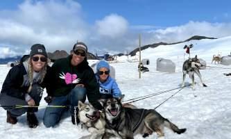 Summer solstice adventure alaska adventure company dog love 2
