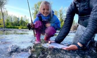 Summer solstice adventure alaska adventure company jack