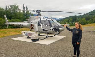 Ultimate off grid adventure package ulitmate alaska off grid adventure