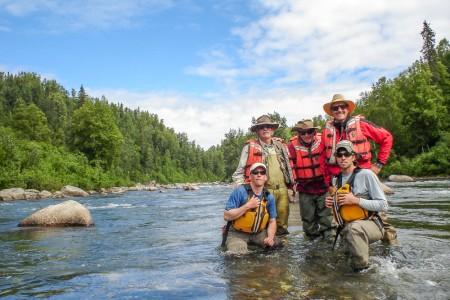 Ultimate Remote Alaska River Experience – Alaska Adventure Company
