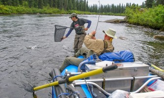 Alaska remote river adventure company remote river package 1