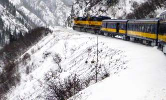 Aurora winter train denali alaska ultimate iditarod winter wonderland escorted tour 980