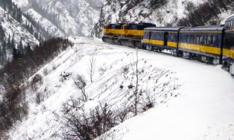 Aurora winter train denali alaska ultimate iditarod winter wonderland escorted tour 980