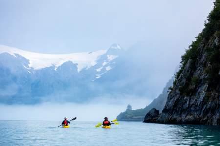 Alaska Coast to Denali Adventure
