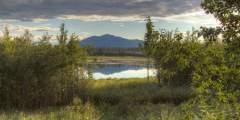 Kenny Lake (mi 7.4)